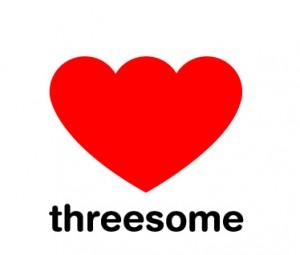 Local threesome
